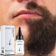 20ML Fast Hair Growth Serum Beard Oil Axillary and Chest Hair Regrowth Fluid Longer Thicker Preventing alopecia Anti-Hair Loss