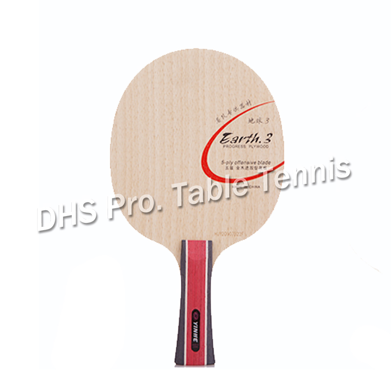 Milky Way Galaxy YINHE Earth.3 E-3 E3 E 3 Table Tennis Pingpong Blade