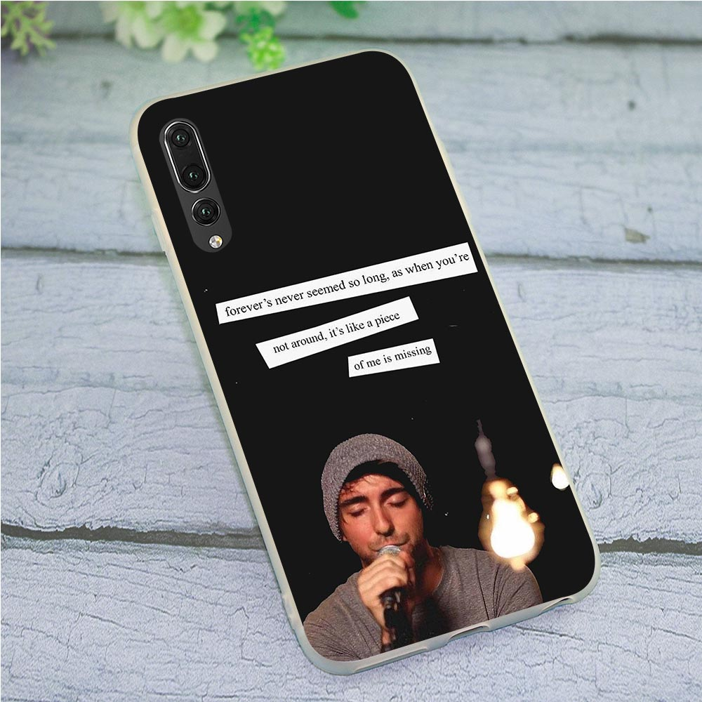 Soft TPU Hybrid Phone Case for Huawei Mate 10 Pro Cover 20 P8 P20 P10 P9 Lite Mini P Smart All Time Low image