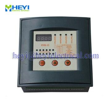 JKW58 PFR Reactive power compensation 2 step 380v reactive power automatic compensation controller фото