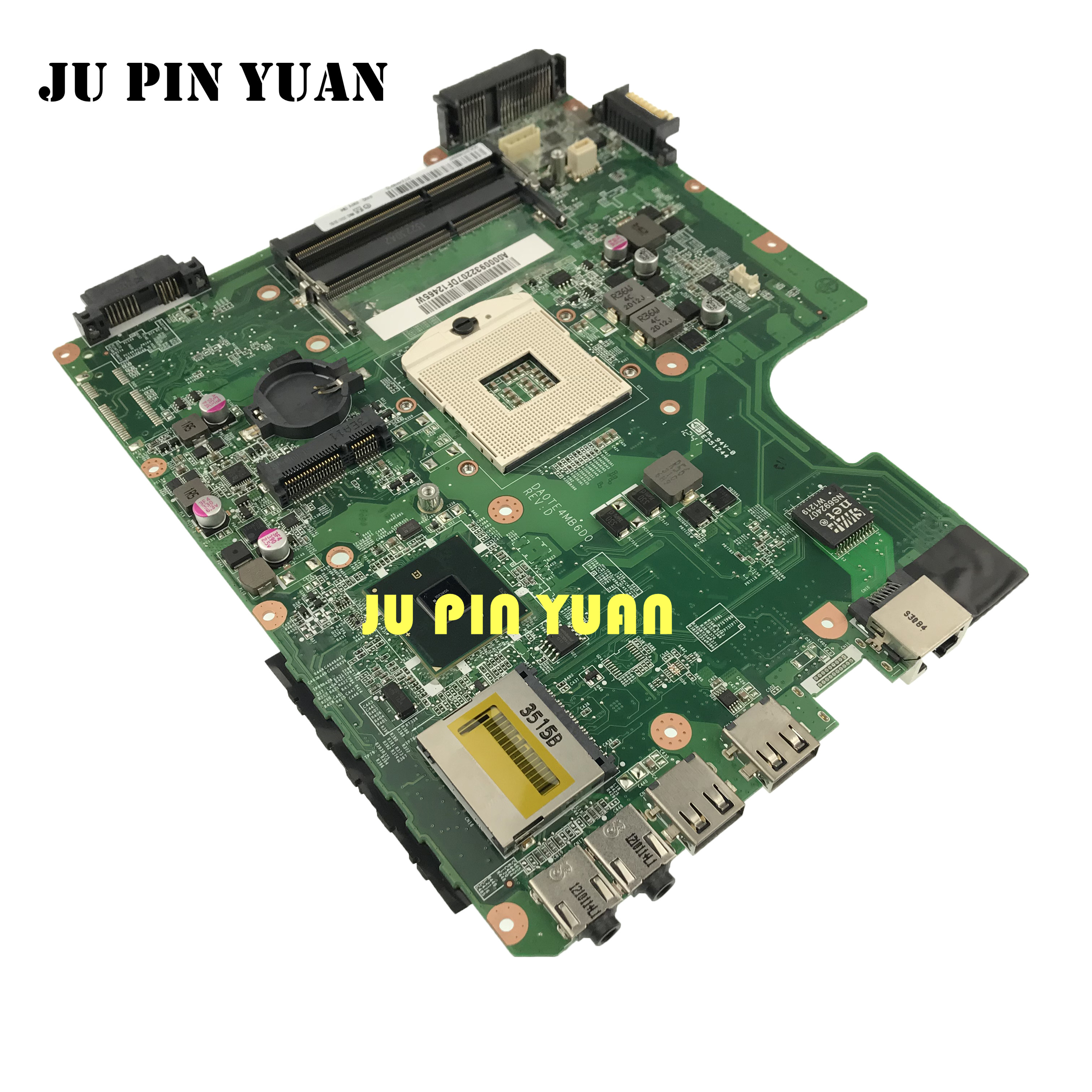 For L745 L700 Laptop Motherboard DA0TE4MB6D0 A000093220 Mainboard All Functions Fully Tested