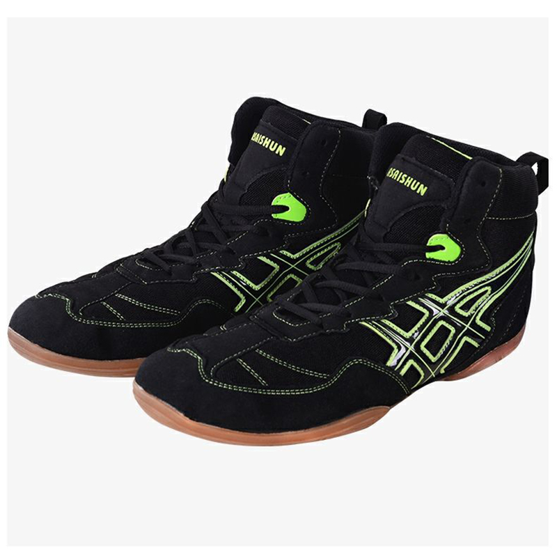 Professional Wrestling Boxing Shoes for Men Big Size 36 47 Fighting Training Boots Mens Sport Athletic