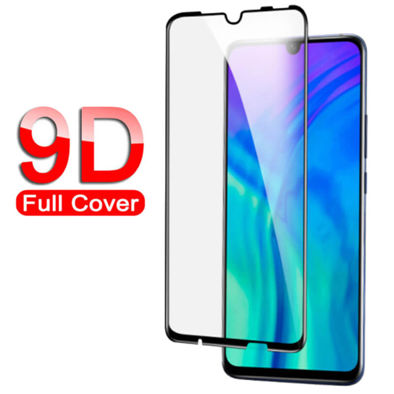 9D Full Glue Tempered Glass For Huawei Honor 20 Lite 3D Protective Glass On Honor 20 Light MAR-LX1H Safety Screen Protector Film