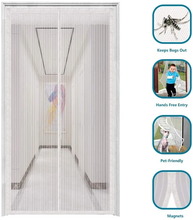 2020 Summer Magnetic Screen DoorAnti Mosquito Insect Fly Bug Curtains Automatic Closing Door Magnetic Door Mosquito Net