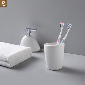 Image 2 - Youpin cepillo de dientes Doctor B, bajo, método, Sandwish bedded better Brush Wire, 4 colores, incluye 1 caja de viaje para casa inteligente
