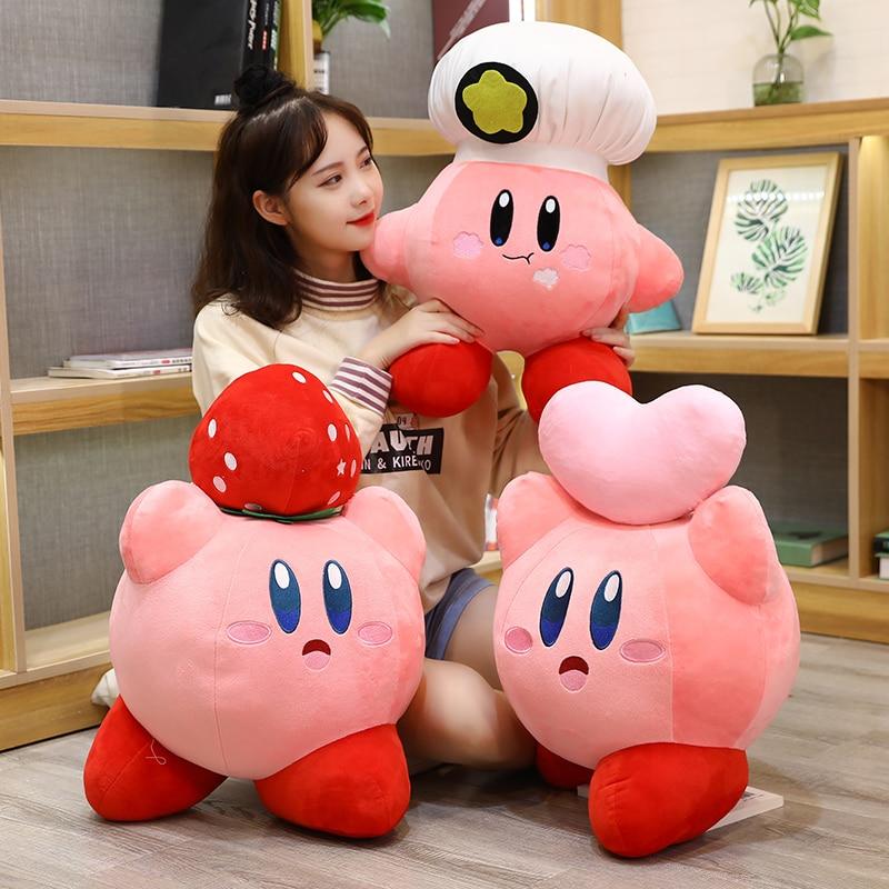 Kirby Star Plush Toy  1