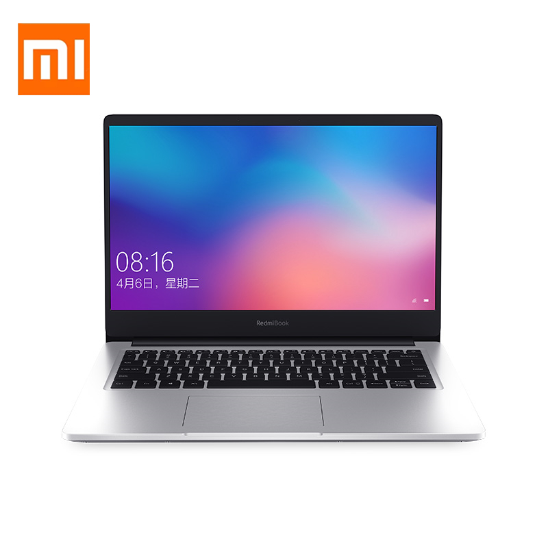 Xiaomi RedmiBook Laptop 14.0 Inch AMD Ryzen 5-3500U 8GB RAM DDR4 256GB ROM SSD Integrated Graphics Radeon Vega 8 Quad Core Win10