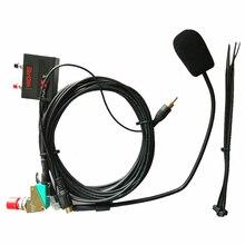 דיבורית מיקרופון מיקרופונים עבור Yaesu FT 1907 FT 7800 FT 7900R FT 8800 FT 8900R רדיו ווקי קשר
