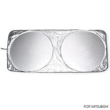 Солнцезащитный козырек для лобового стекла mitsubishi автомобильные
