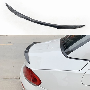 Z4 E89 Coupe Convertible Carbon Fiber 3D Style Car-styling Rear Wing Spoiler for BMW E89 Z4 18i 20i 23i 28i 30i 35i 2009-2014 image