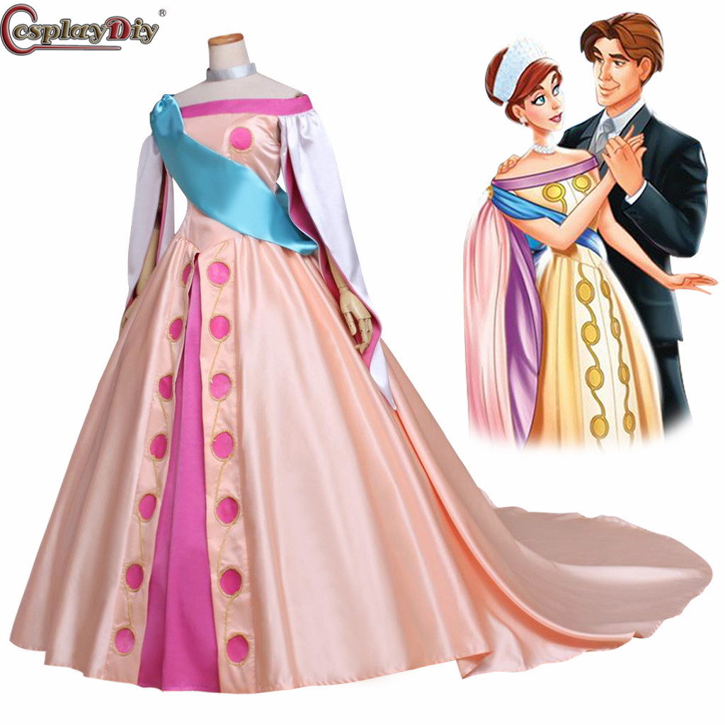 Ragazze Deluxe Vintage Fairy Costume Bambino Principessa Costume Outfit