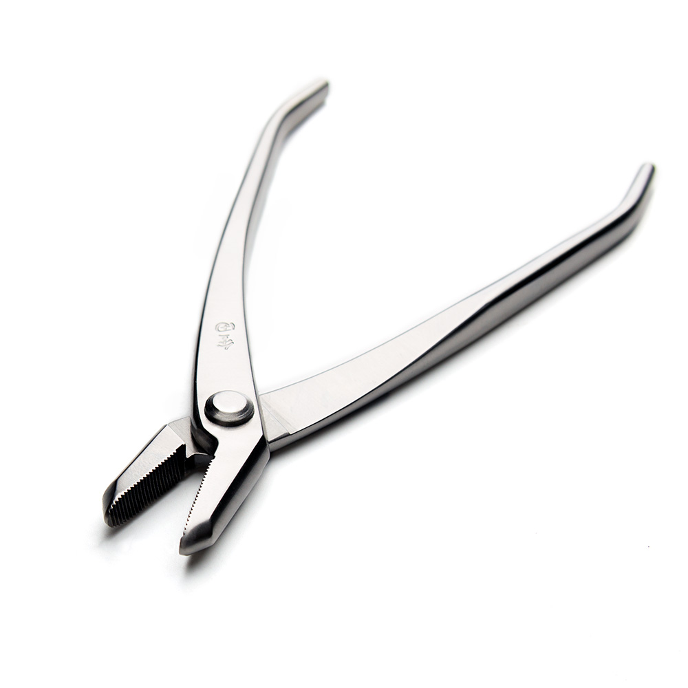 Tools : master grade 205 mm jin plier bonsai training wire pliers 5Cr15MoV Alloy Steel bonsai tools made by TianBonsai