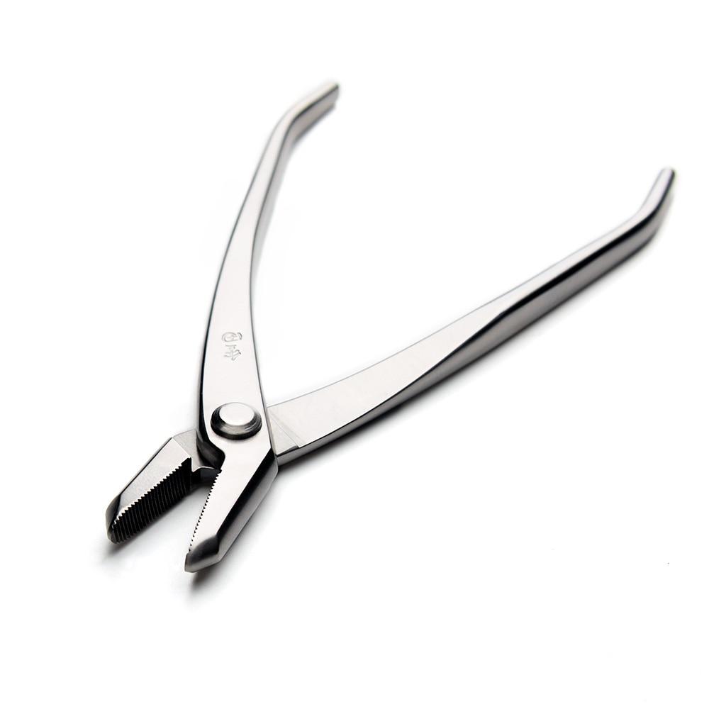 Tools : master grade 205 mm jin plier bonsai training wire pliers 5Cr15MoV Alloy Steel bonsai tools made by TianBonsai