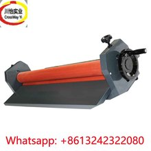 Chinese Cheap Manual Cold Laminator 1m 1.3m and 650mm