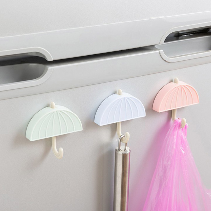 1 PCS Strong Magnetic Hook Heavy Wall Hook Hanger Home Kitchen Storage Coat Cup Suction Wall Hanger