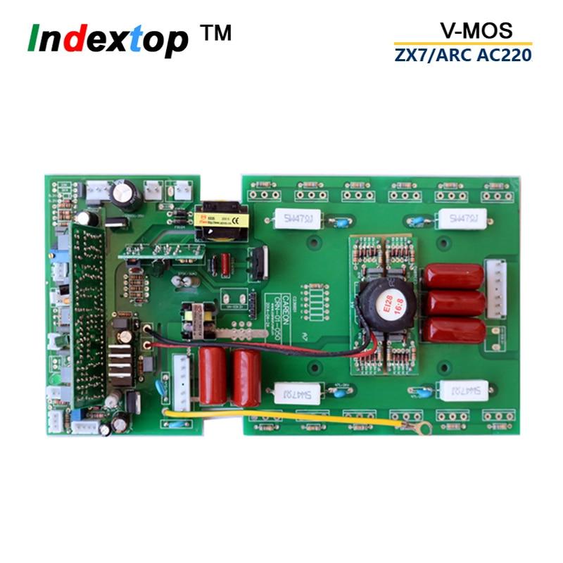 MMA schweißen maschine PCB ARC ZX7 200 250 allgemeine verwendet platine zubehör für mos inverter dc schweißen AC220 v-in Lichtbogenschweißgeräte aus Werkzeug bei AliExpress - 11.11_Doppel-11Tag der Singles 1