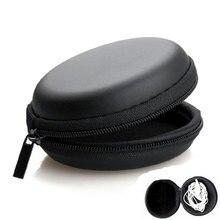 Custodia per auricolari custodia per trasporto custodia rigida custodia per auricolare accessori per cuffie scheda di memoria per auricolari cavo USB