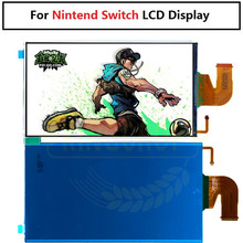 Display LCD nintendo Switch parti di ricambio originali sostituzione Touch Screen professionale per Console nintendo Switch NS