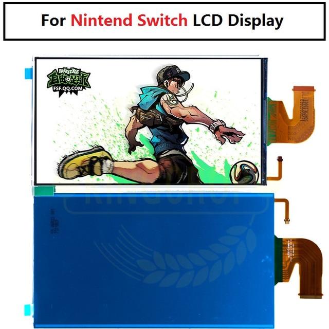 Display LCD nintendo Switch parti di ricambio originali sostituzione Touch Screen professionale per Console nintendo Switch NS