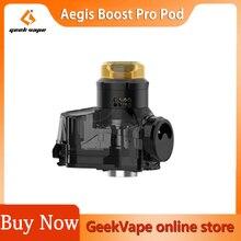 GeekVape Aegis Boost פרו/Aegis Boost בתוספת RDTA החלפת Pod מחסנית טנק חדש לבנות סיפון DIY עבור Aegis boost פרו Vape ערכת