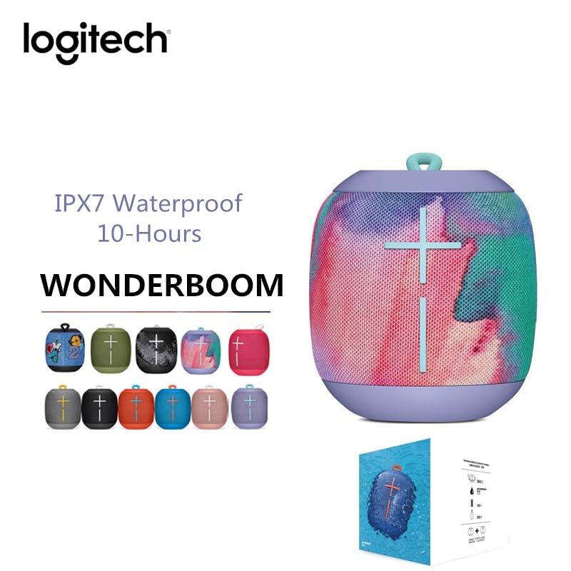 Logitech Ultimate Ears UE Wonderboom Waterproof Bluetooth Speaker