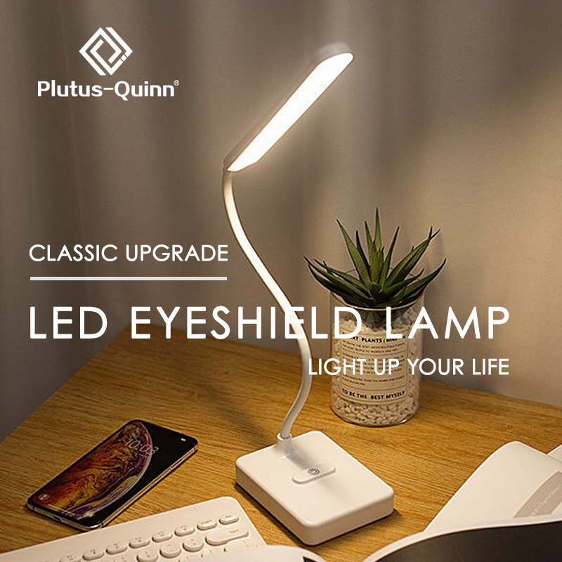 2020 Adjustable Brightness 3 Modes Lighting Table Lamp For Dropship LED Rechargeabe Desk Lamp With Eye Protection For Studying