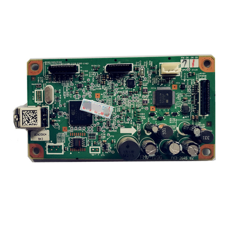Formatter Board Main Board Motherboard For Canon MF3010 MF-3010 MF 3010 logic FM0-1096 FM0-1096-000 Printer Mainboard image