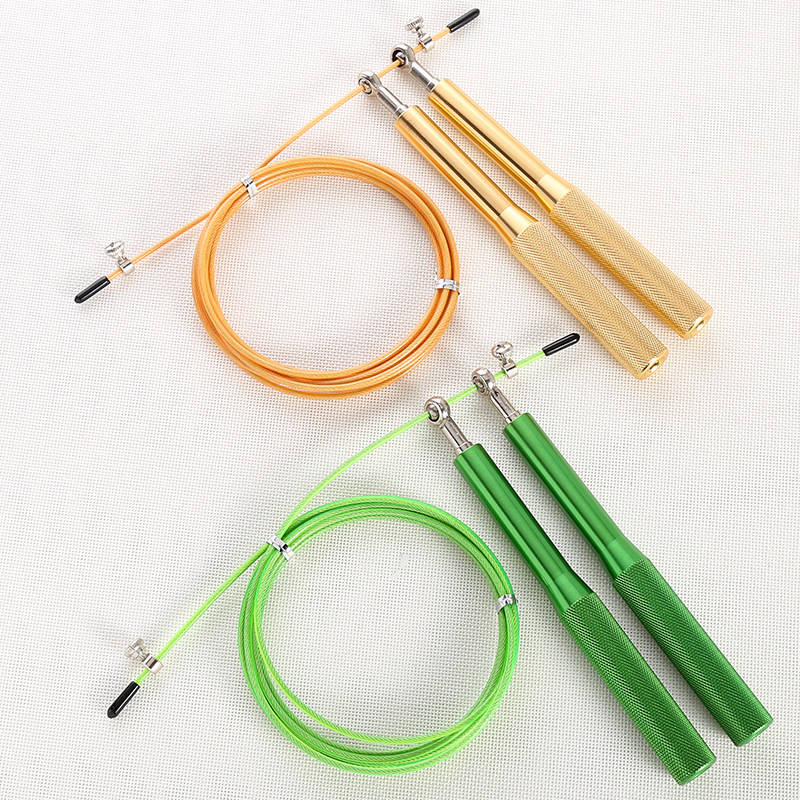For Both Men And Women Aluminium Alloy Handle Jump Rope Racing Aluminium Alloy Jump Rope The Academic Test For The Junior High S