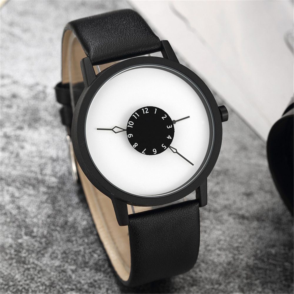 Permalink to Man Watch 2019 Paidu Men Watches Fashion Creative Watches Men Leather Band Analog Quartz Wristwatches horloge man heren horloge