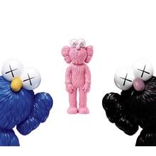 Bff 30cm urso bricklys original falso mand figuras de ação blocos ursos bonecas modelos colecionáveis brinquedos