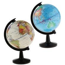 Настольная сфера шар земной шар модель для домашнего офиса обучающий Декор