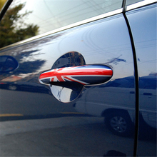 2pcs Door Handles ABS Cover Cap Trim for Mini Cooper F Series F56 Hatchback F57 Covertible Fashion Stylish Car Stickers Decals 2pcs door handles abs cover cap trim for mini cooper f series f56 hatchback f57 covertible fashion car stickers decals 2b type
