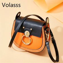 New Bags Real Lether Shoulder Crossbody Bags