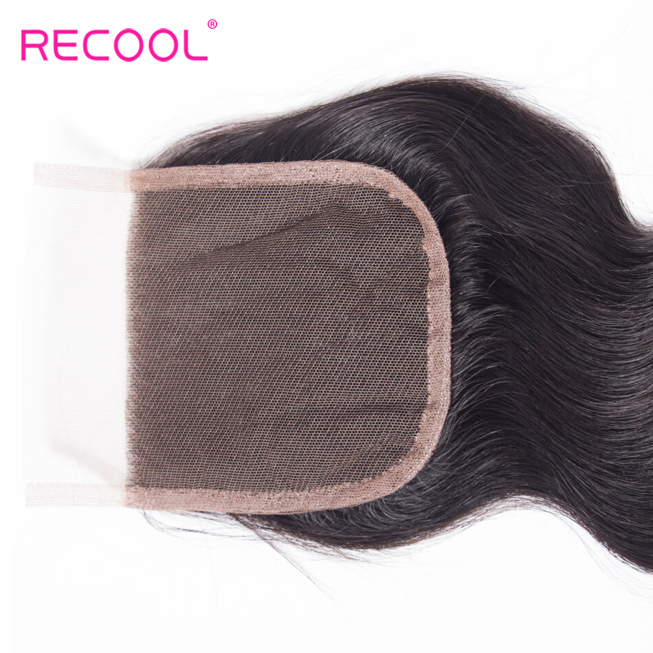 H0d4c3663992547508a170068d7a5ae98z Recool Hair Body Wave Bundles With Closure Remy Hair 6x6 and 5x5 Bundles With Closure Peruvian Human Hair 3 Bundles With Closure