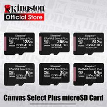 Kingston Micro carte SD carte mémoire Class10 carte sd memoria 128GB 32GB 64GB 256GB 16G SD/TF carte Flash 8G 512G microSD pour téléphone(China)