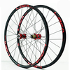 27.5 red hub red