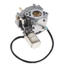 Carburateur extérieur de carburateur de moteur marin de carburateur de bateau Assy pour Yamaha F20 F25 moteur hors-bord 4 temps 65W-14901-00/10/11/12