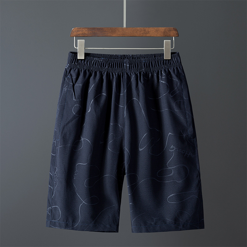 2019 Summer Shorts Men's Korean-style Casual Men Short Shorts Teenager Sports Thin Shorts Fashion Men's Trousers