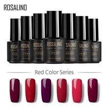 цена на ROSALIND Red Nail Polish Phototherapy Gel Nail Polish Products  Gel Nail Polish гель лак Nail Art