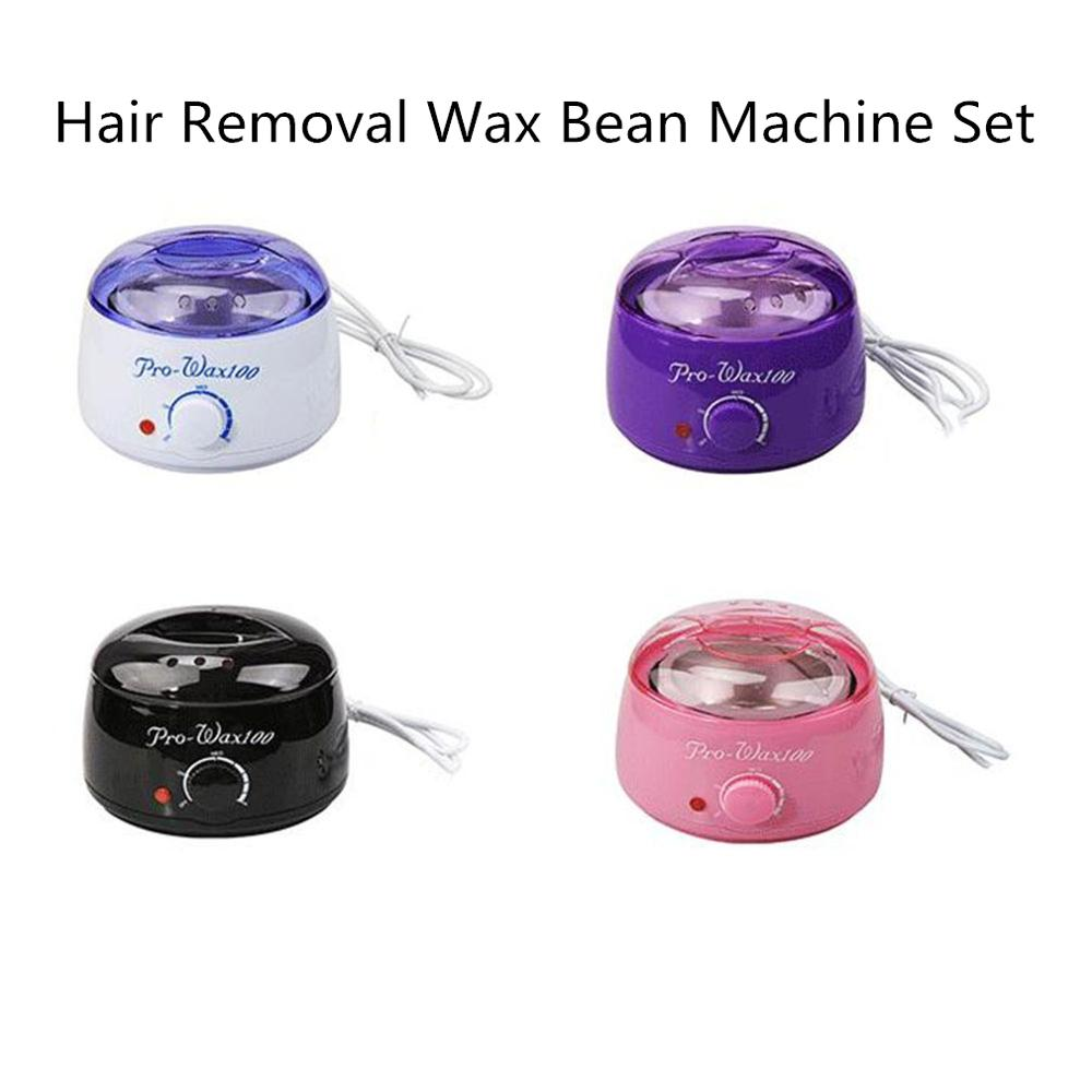Certain Temperature Heating Hair Removal Wax Bean Machine Set Hot Wax Hair Removal Hair Removal Wax Bean Machine Set