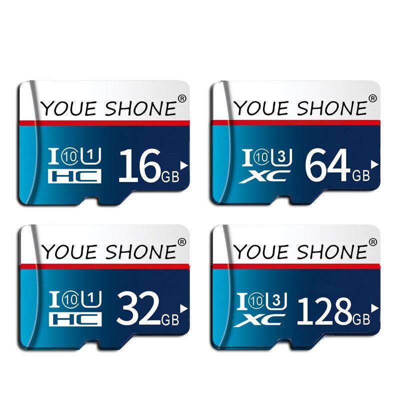 Micro SD Card Class10 UHS-1 8GB Class6 16GB/32GB U1 64GB/128GB/256GB U3 Memory Card Flash Memory Microsd For Smartphone
