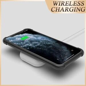 Image 5 - Musubo AirPods 2 Chargeur Sans Fil Pour Apple AirPods Pro Chargeur Rapide QI Sans Fil De Charge Pour iPhone 11 Pro Max Xs XR X 8 Plus