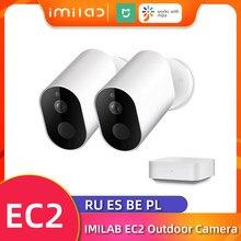 IMILAB IP Камера EC2 Камера Mihome Беспроводной Wi-Fi 1080P HD Камера на открытом воздухе безопасности Камера IP66 Ночное видение наблюдения Камера s
