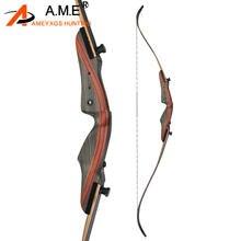 Рекурсивный лук 62 дюйма традиционный Охотничьи аксессуары 25