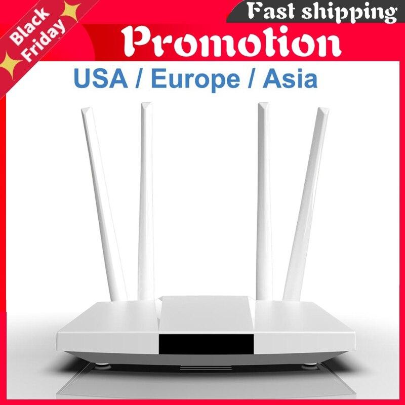 Lc112 4g Lte Cpe Sim Card Wifi Router 300m Cat4 32 Wifi Users Rj45 Wan Lan Indoor 4g Wifi Hotspot