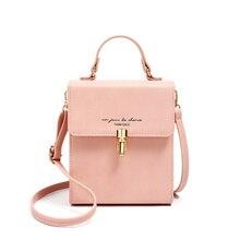2019 Summer Fashion Women Bag Leather Handbags PU Shoulder Bag Small Flap Crossbody Bags for Women Messenger Bags