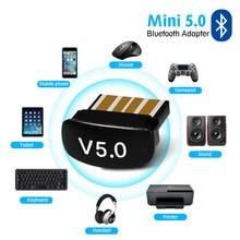 5.0 Bluetooth Adapter Usb Bluetooth Transmitter for Pc Computer Receptor Laptop Earphone Audio Printer Data Dongle Receiver
