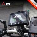 VSYS F4.5 2-канальный видеорегистратор для мотоциклов,мото экшн Камера с интеллектуальным цифровым измерителем и функцией TPMS, двойной 1080P SONY IMX307...