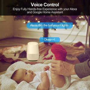Image 5 - E27 akıllı Wifi LED ampul 7/9W WCRGB Tuya akıllı kısılabilir lamba ampul rengi değişen müzik ile uyumlu alexa Google ev ile