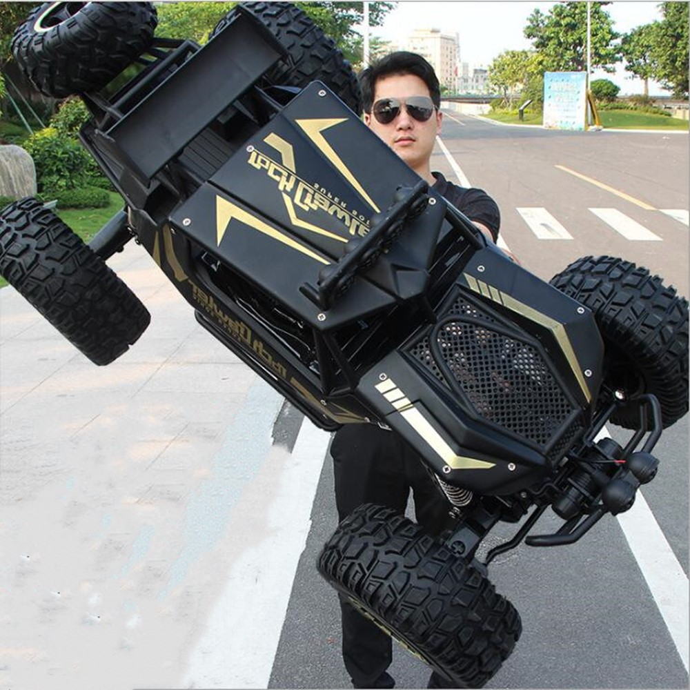 1:8 50cm Ultra-large RC Car 4x4 4WD 2.4G High Speed Bigfoot Remote Control Buggy Truck Climbing Off-road Vehicle Jeeps Gift Toys